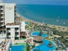 For exciting #last #minute #hotel deals on your stay at GOLDEN TULIP GOLDEN BAY BEACH HOTEL, Larnaca, CYPRUS, visit www.TBeds.com now.