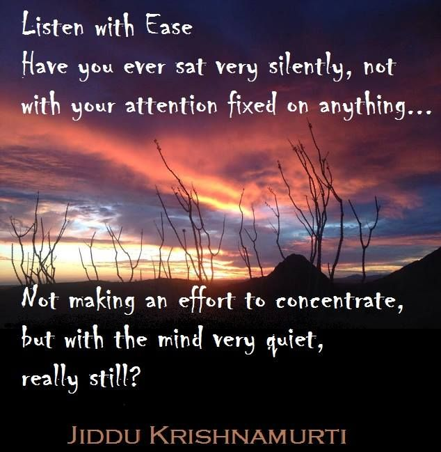 24 Best Jiddu Krishnamurti's Quotes And Photos. Images On