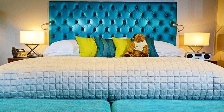 Luxury Hotel | Bedroom | Ward Robinson Interior Design | Lancashire