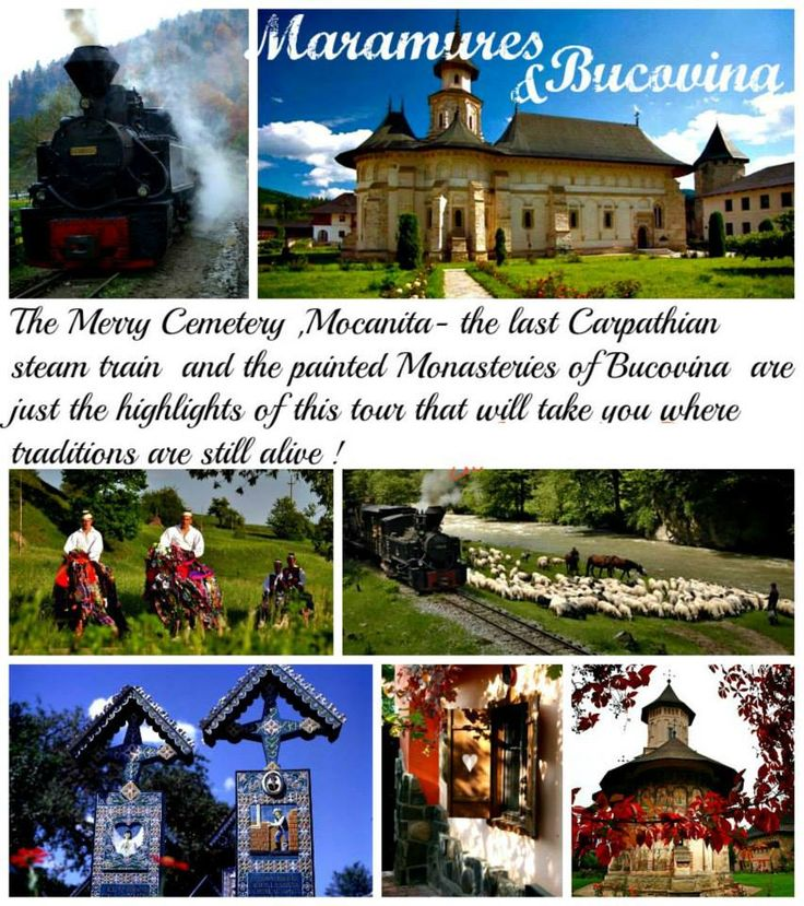 Mramures and Bucovina - where the old ways are still being kept