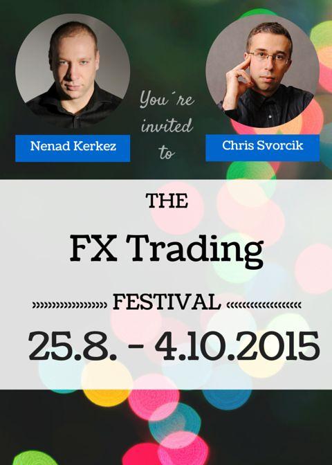 Forex Trading Festival of Webinars
