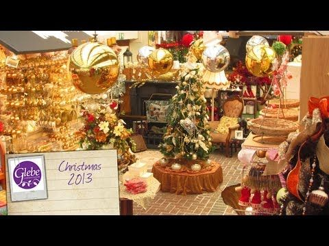 We show you around our #Christmas display for 2013. At #Glebe #Garden #Centre  We have everything including #baubles, #tinsel, #garlands, swaps, #wreaths, Christmas #lights, Christmas #trees, #fibre #optics, #Lemax model villages, #candles, #Santa stop here signs, #stockings, #snow globes plus much much more. Visit our website - http://www.glebegardencentre.co.uk Like us on Facebook - http://www.facebook.com/glebegc Follow us on Twitter - http://www.twitter.com/glebegc