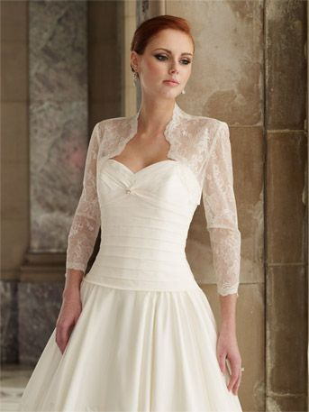 Lace Jacket for wedding dress
