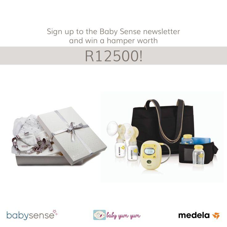 BabyYumYum, BabySense and Medela Competition