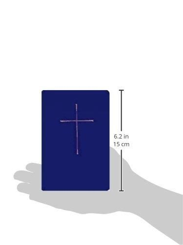 The Book of Common Prayer Study Edition: Blue Paperback