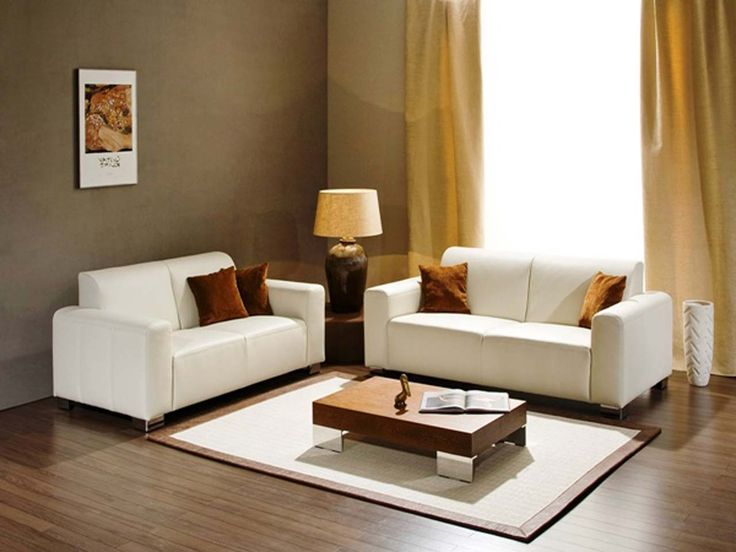 White Living Room Low Budget ~ http://www.lookmyhomes.com/15-best-low-budget-living-room-design/