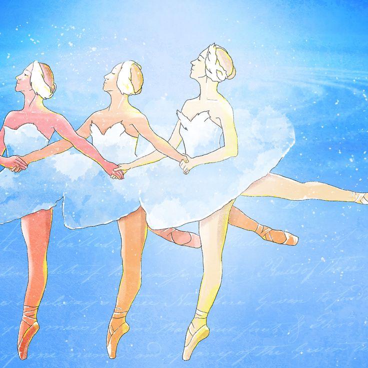 Три самых близких друга: я — прошлая, я — настоящая и я — будущая