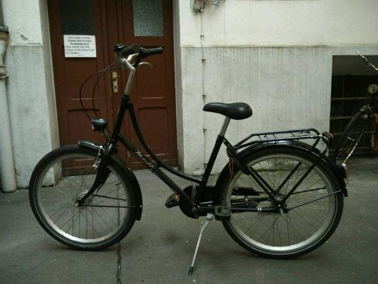 super Mädchen Fahrrad! Es fährt sich sehr bequem und sieht gut aus.  3-Gang-Nabenschaltung,...,Rheinfels Hollandrad Mädchen, 24 Zoll, 3 Gänge in Berlin - Kreuzberg