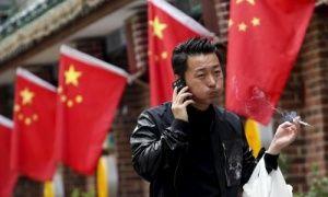 A smoker walks past Chinese national flags in front of a restaurant in Beijing.♡༺✿ ☾♡ ♥ ♫ La-la-la Bonne vie ♪ ♥❀ ♢♦ ♡ ❊ ** Have a Nice Day! ** ❊ ღ‿ ❀♥ ~ Sun 31st May 2015 ~ ❤♡༻ ☆༺❀ .•` ✿⊱ ♡༻ ღ☀ᴀ ρᴇᴀcᴇғυʟ ρᴀʀᴀᴅısᴇ¸.•` ✿⊱╮ ♡ ❊ **