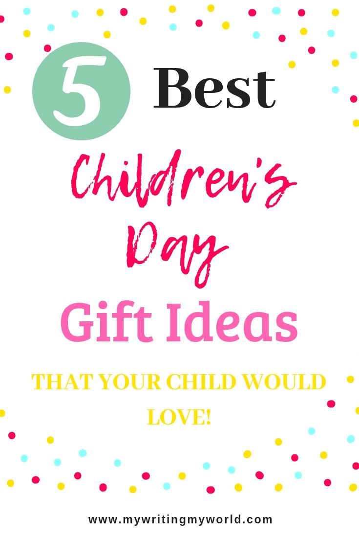 Contact Support Children S Day Gift