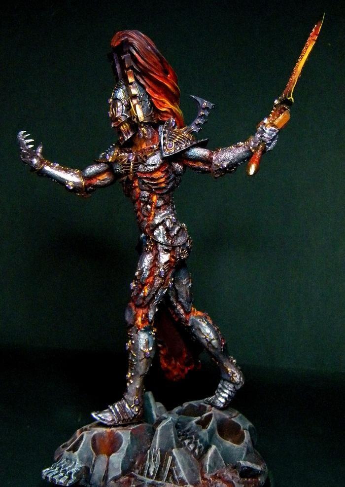 Avatar, Eldar, Forge World, Khaine, Warhammer 40,000 | 40k