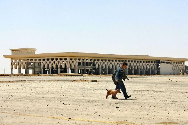 Image result for यासेर अराफात इंटरनेशनल एयरपोर्ट