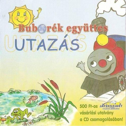 Gyerekzene, gyermekdalok, albumok - Buborék együttes
