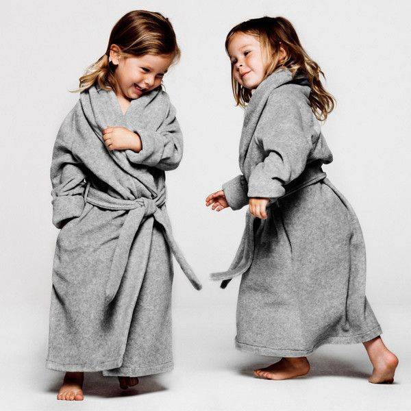 Karmamesju badekåbe til børn, 3-10 år