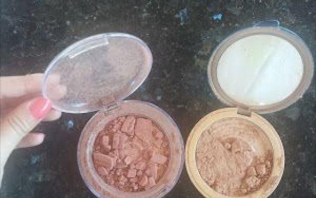 DIY - Mini Guida: come ricompattare Polveri Beauty! vi sar? sicuramente capitato di farvi scivolare rovinosamente dalle mani la cipria la terra un omb beauty ricompattare makeup trucco