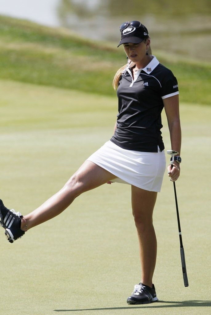 Golfing clothes for women