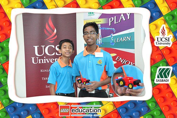 Participant Number: 012 & LEGO Theme: The LEGO Formula One