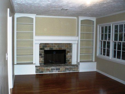 23 best Fireplace images on Pinterest Fireplace built ins