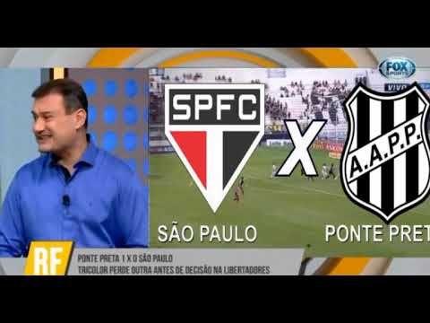A Derrota Do Sao Paulo Para A Ponte Preta Luan Podera Resolver O