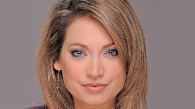 """Ginger Zee is the weather anchor for ABC News' weekend edition of """"Good Morning America,"""" reporting on the latest national weather forecasts from the morning program's studios in the heart of midtown Manhattan."""