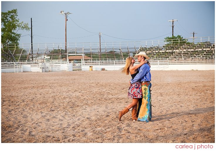 haha cute! ♥ this but my cowboy doesnt need chaps…….not gonna lie, dream engagement in the middle of an arena to my future cowboy!
