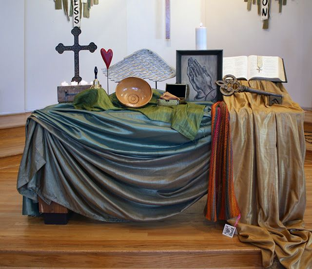 The Living Tableau-  Forgiveness,    Ashford United Methodist Church, Houston
