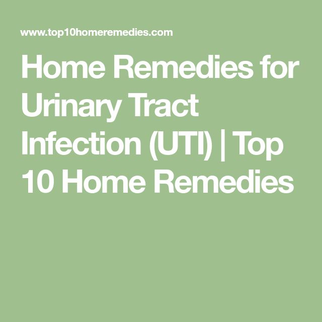 Home Remedies for Urinary Tract Infection (UTI) | Top 10 Home Remedies