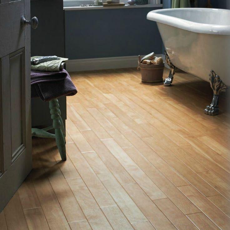 Small Bathroom Flooring Ideas | Vinyl flooring bathroom ...