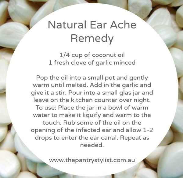 1000 Ideas About Ear Aches On Pinterest Ear Infection
