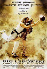 The Big Lebowski Poster