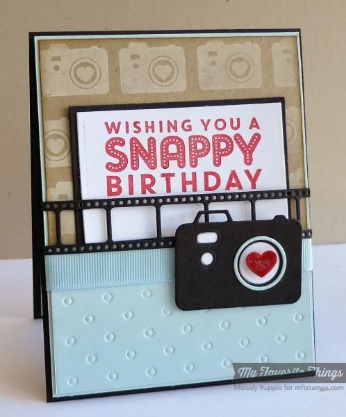 could do with SU Snappy Birthday