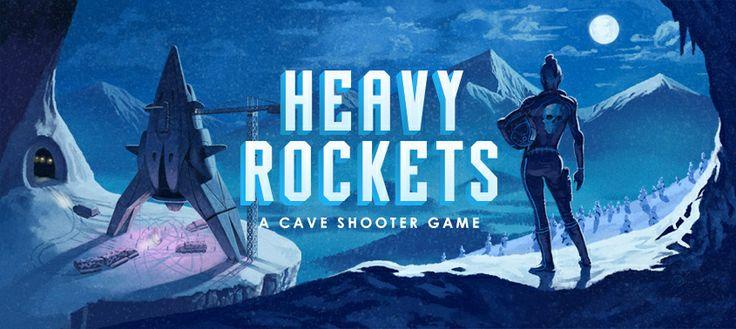 Heavy Rockets illustration by Archipictor
