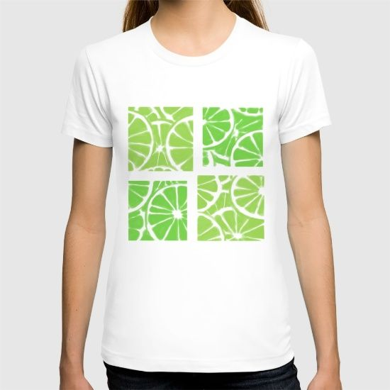 Buy Lime shift T-shirt by Roland Davis. Worldwide shipping available at Society6.com. Just one of millions of high quality products available.