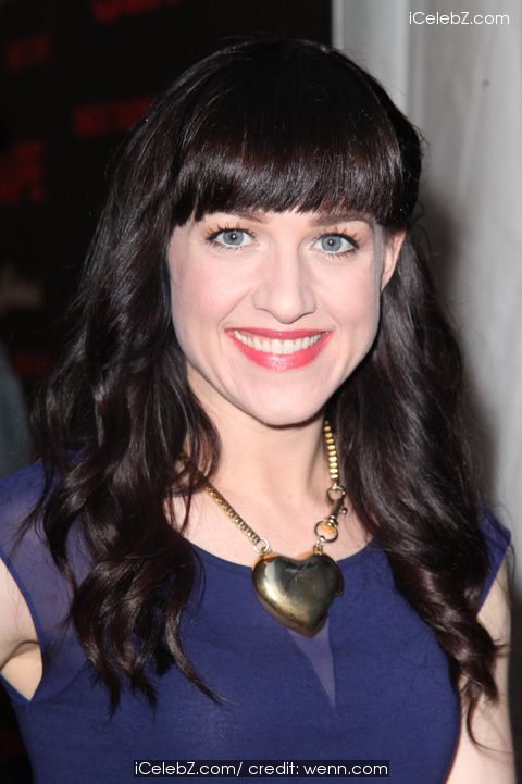 Lena Hall New York Premier of 'Sex Tape' at Regal Union Square http://icelebz.com/events/new_york_premier_of_sex_tape_at_regal_union_square/photo9.html