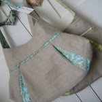 cute little purse with full tutorial!!!  #diy #sewing #purse
