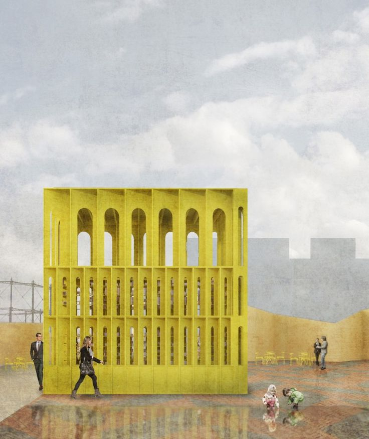 Hall+McKnight+To+Open+A+Temporary+Pavilion+In+London's+King's+Cross