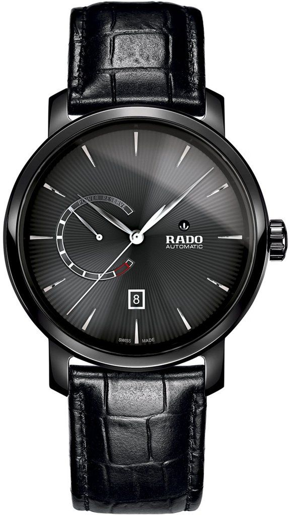 Rado Watch DiaMaster Power Reserve #add-content #basel-17 #bezel-fixed #bracelet-strap-leather #brand-rado #case-depth-12-3mm #case-material-ceramic #case-width-43mm #date-yes #delivery-timescale-call-us #dial-colour-black #gender-mens #luxury #movement-automatic #new-product-yes #official-stockist-for-rado-watches #packaging-rado-watch-packaging #power-reserve-yes #price-on-application #style-dress #subcat-diamaster #supplier-model-no-r14137156 #warranty-rado-official-2-year-guarantee…