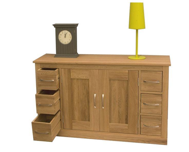 74 best Mobel Light Oak Furniture Range images on ...