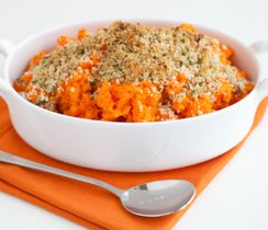 Carrot and Yam Casserole