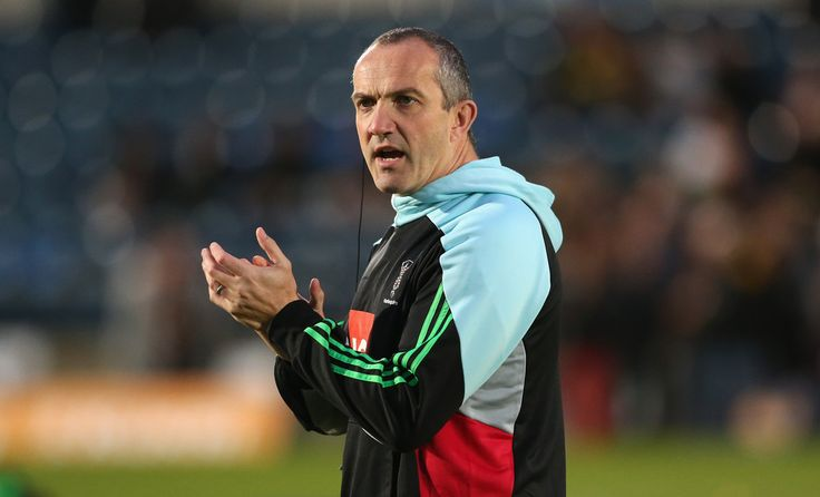 Conor O'Shea Photos: Wasps v Harlequins - European Rugby Champions Cup