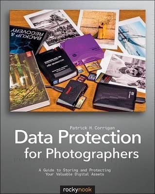Data Protection for Photographers. All photographers, both amateur and professional, are faced with the important issues of data protection and storage. Without knowledge of the options, tools, and procedures for safe and effective image protection and storage, photographers run the serious risk of losing their image files. Available at Campbelltown College Library. #dataprotection #photography #photographstorage #imageprotection