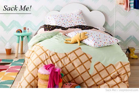 Bondville: 17 kids' bed linen favourites for Spring 2014