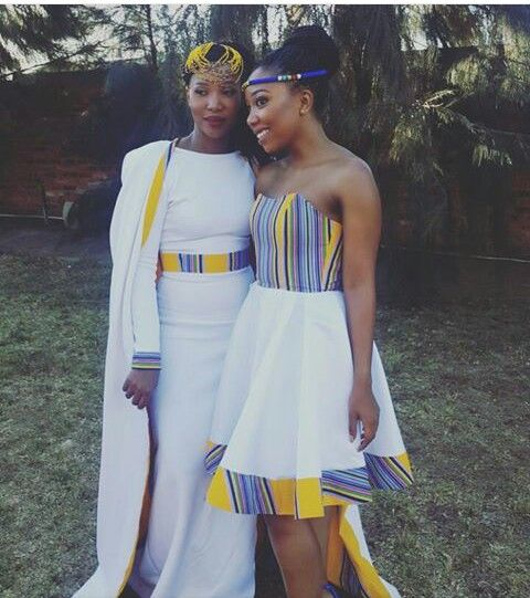 African Fashion #wedding                                                                                                                                                                                 More