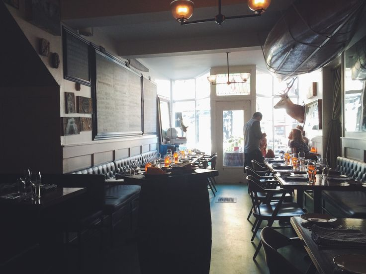 REVIEW: Liverpool House | Foodie in Quebec City