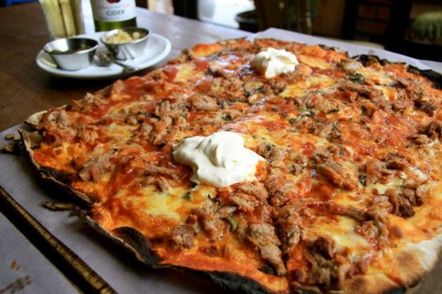 Foodies | People who love food | South Africa | Proceed Directly To The Pizzas At The Woodlands Eatery
