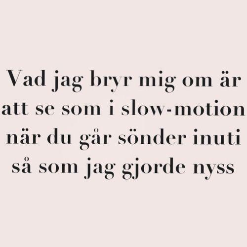 Kärlek är er brev skickat tusen gånger - Håkan Hellström #håkanhellström