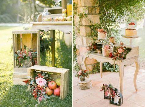 Inspiração Boho chic para casamento no inverno | http://www.blogdocasamento.com.br/inspiracao-boho-chic-para-casamento-no-inverno/
