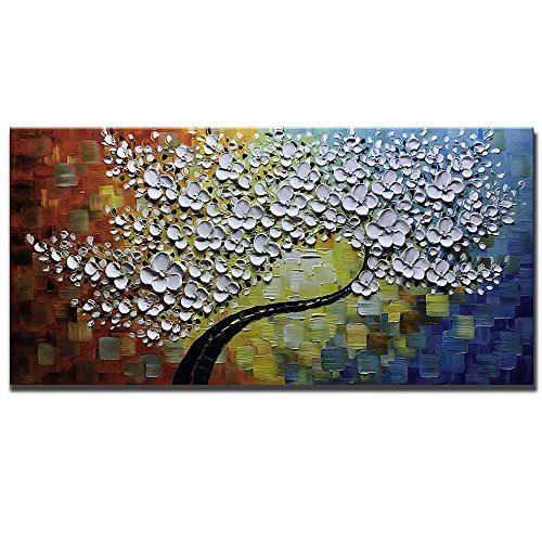 Offerta di oggi - Asdam Art-bianco quadri acero muro arte ...