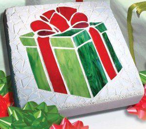 Christmas Present Mosaic