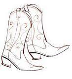 cowboy boots clipart   Cowboy Boots Graphics   Cowboy Boots Pictures   Cowboy Boots Photos